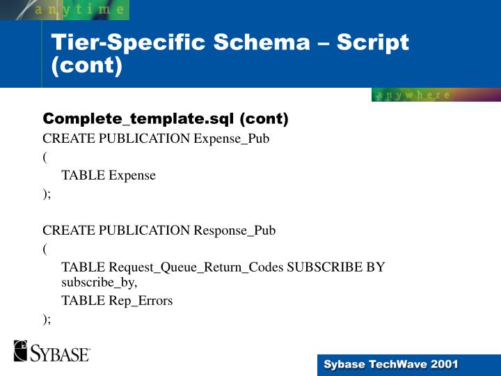 Complete_template.sql (cont)