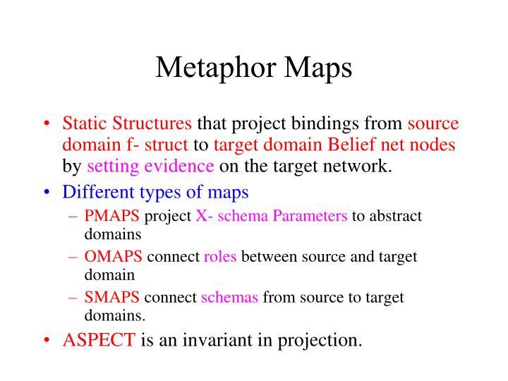 Metaphor Maps