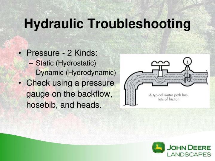 Pressure - 2 Kinds: