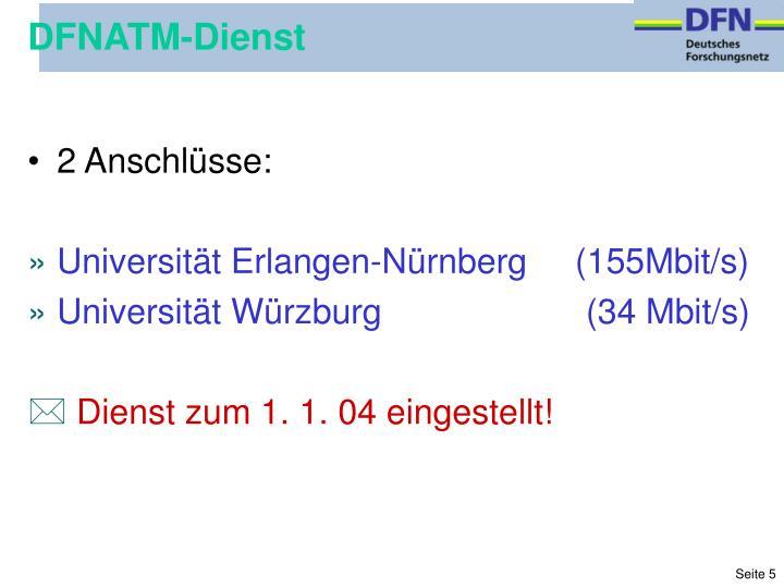 DFNATM-Dienst