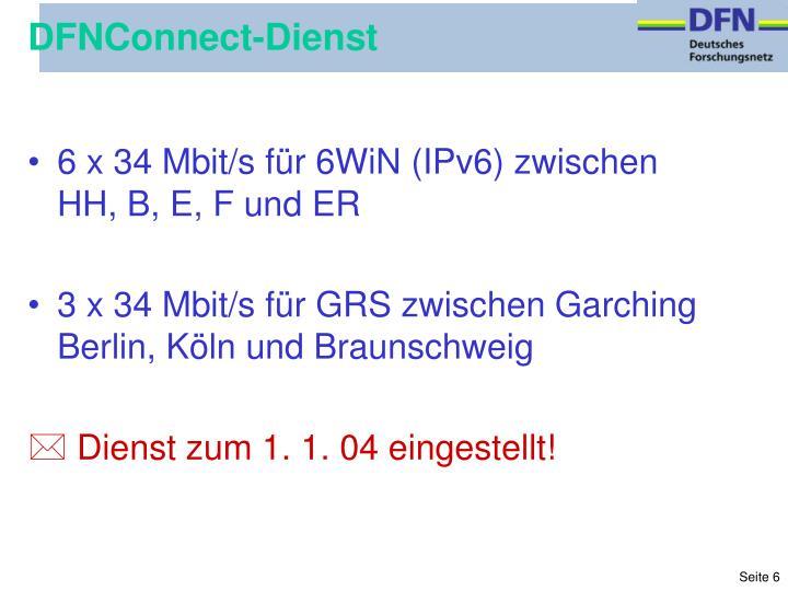 DFNConnect-Dienst