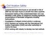 civil aviation safety