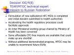 decision xxi 4 8 teap mtoc technical expert mission to russian federation1
