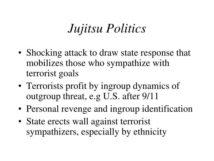 Jujitsu Politics