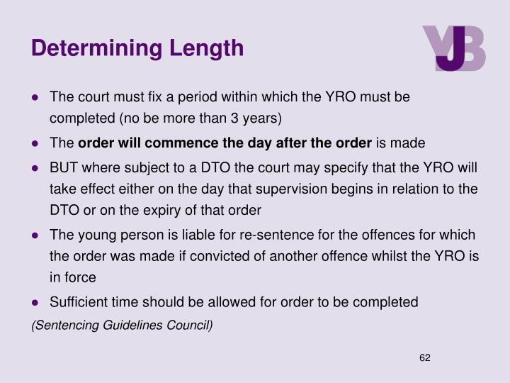 Determining Length