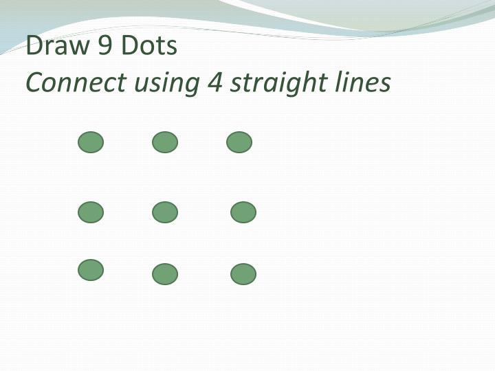 Draw 9 Dots