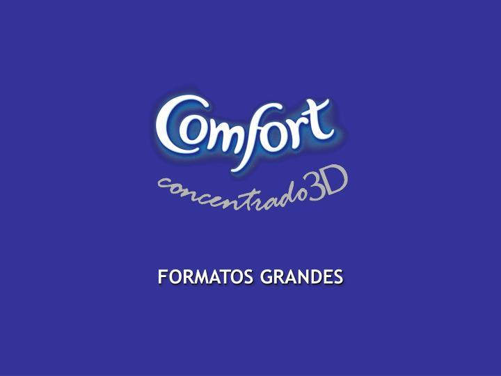 FORMATOS GRANDES