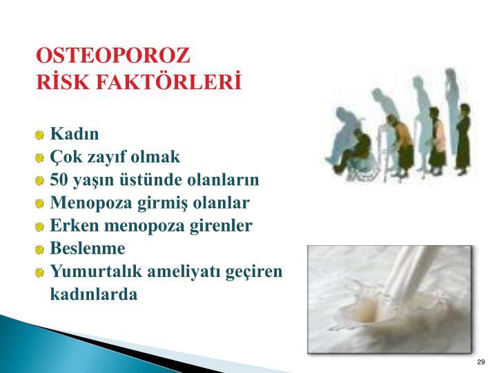 OSTEOPOROZ