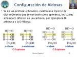 configuraci n de aldosas