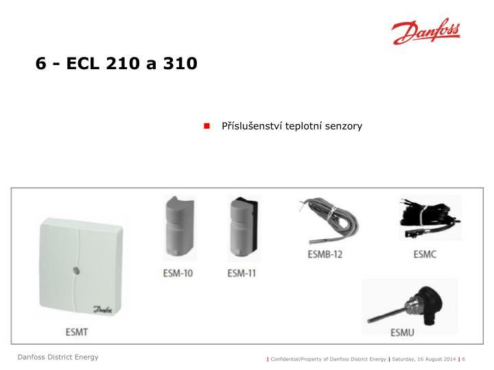 6 - ECL 210 a 310