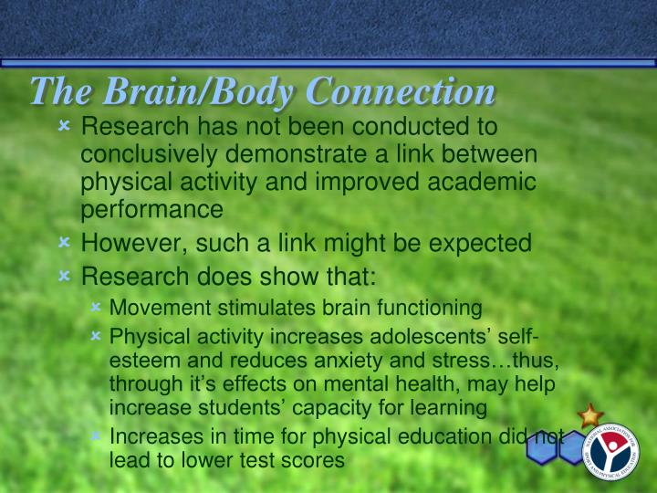 The Brain/Body Connection