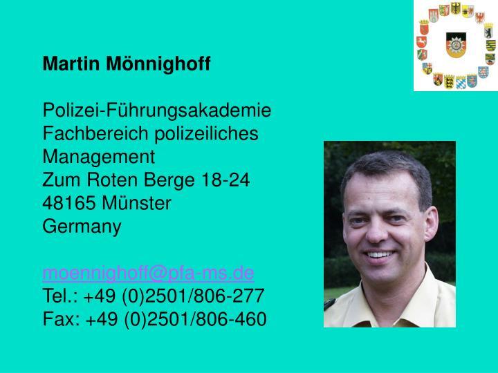 Martin Mönnighoff
