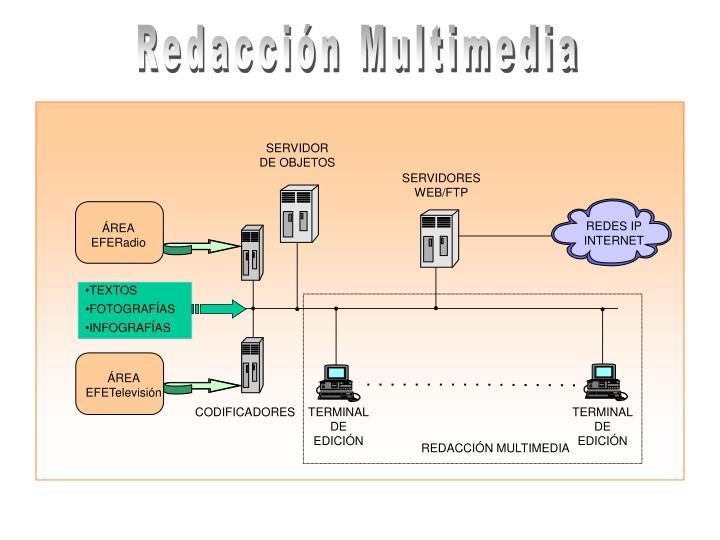 Redacción Multimedia