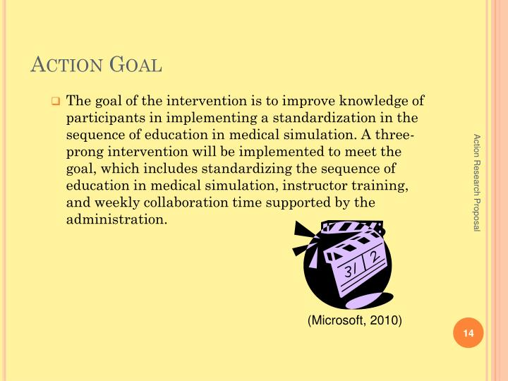 Action Goal