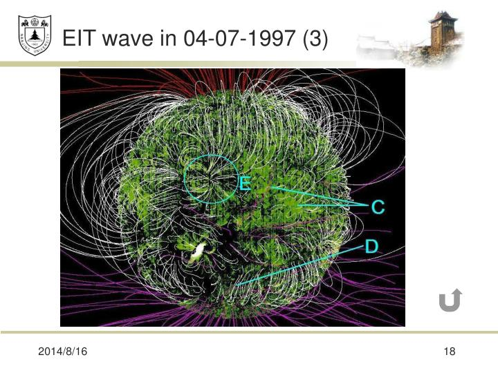 EIT wave in 04-07-1997 (3)