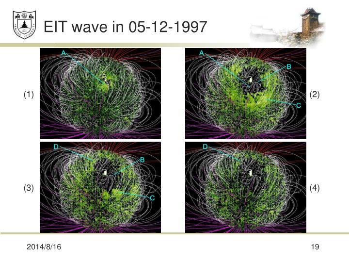 EIT wave in 05-12-1997
