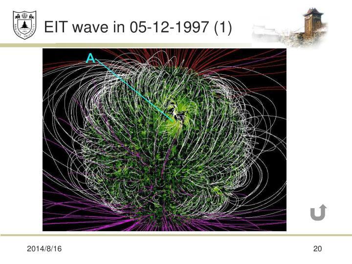 EIT wave in 05-12-1997 (1)