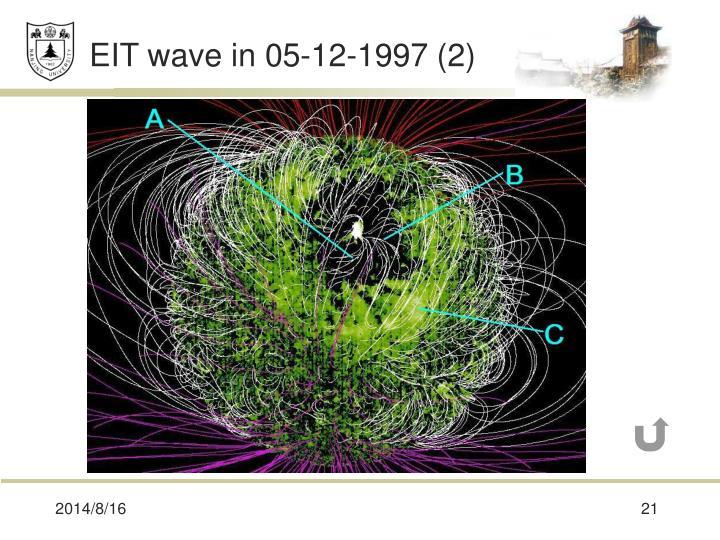 EIT wave in 05-12-1997 (2)