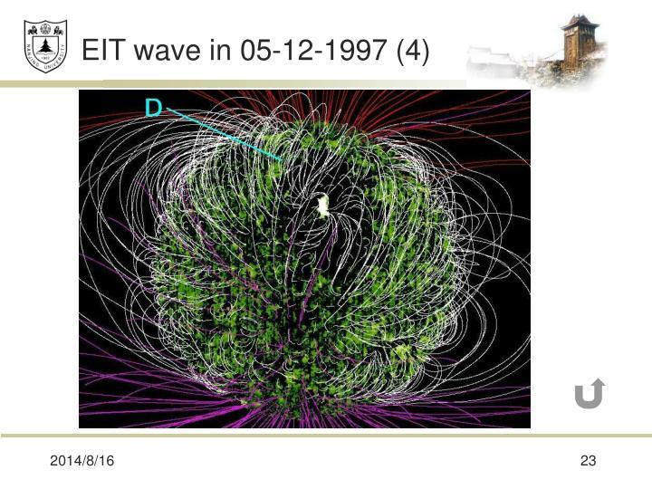 EIT wave in 05-12-1997 (4)