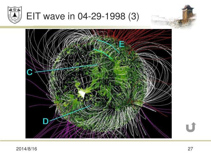 EIT wave in 04-29-1998 (3)