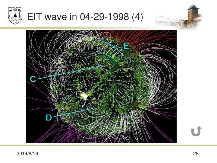 EIT wave in 04-29-1998 (4)