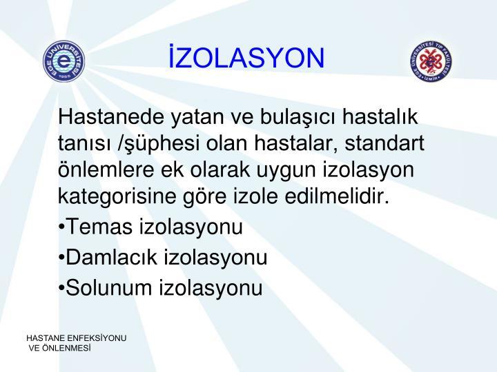 İZOLASYON