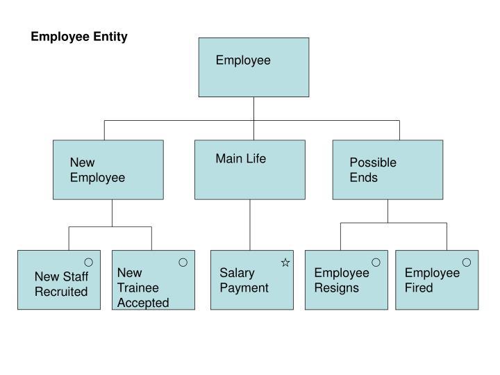 Employee Entity