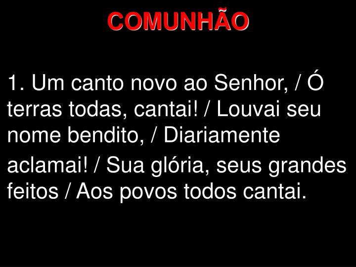 COMUNHO
