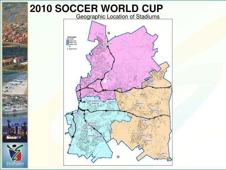 2010 SOCCER WORLD