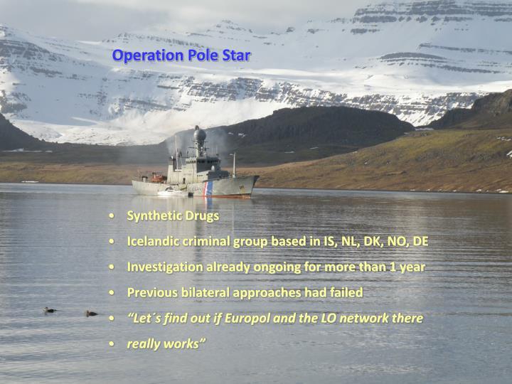 Operation Pole Star