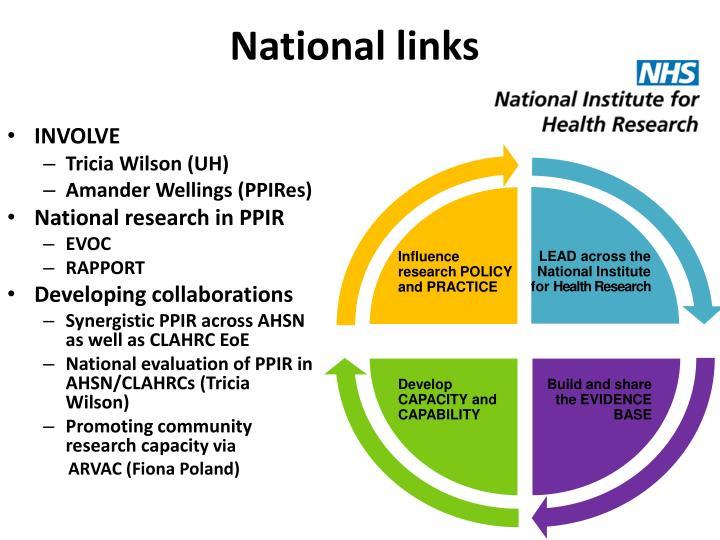 National links