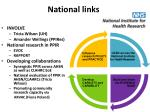 national links