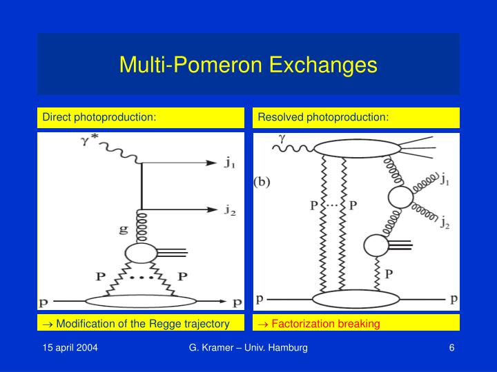 Multi-Pomeron Exchanges