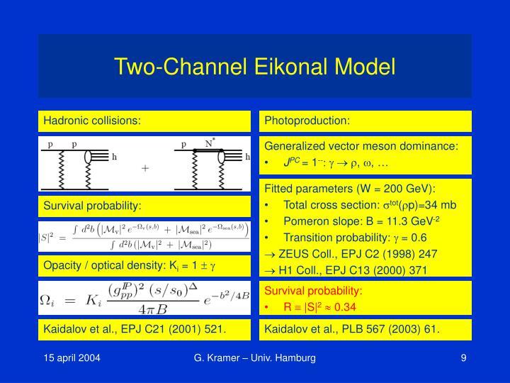 Hadronic collisions: