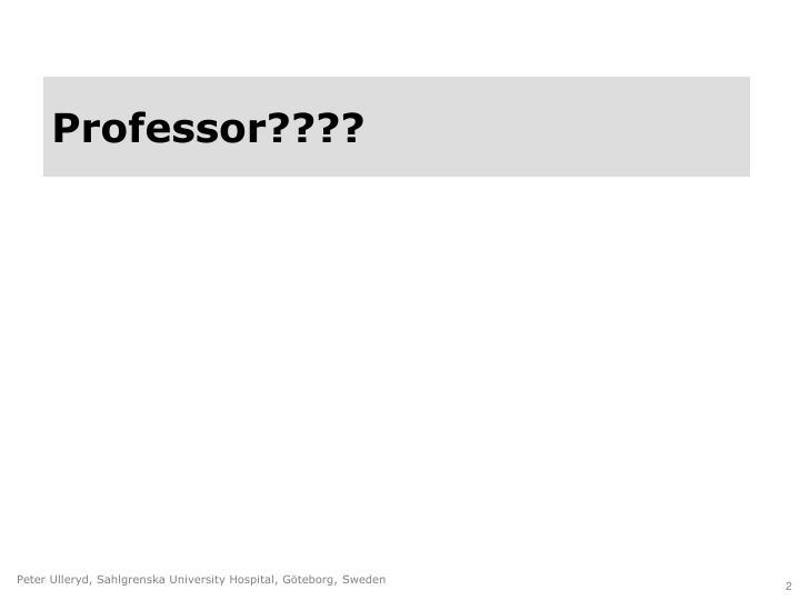 Professor????
