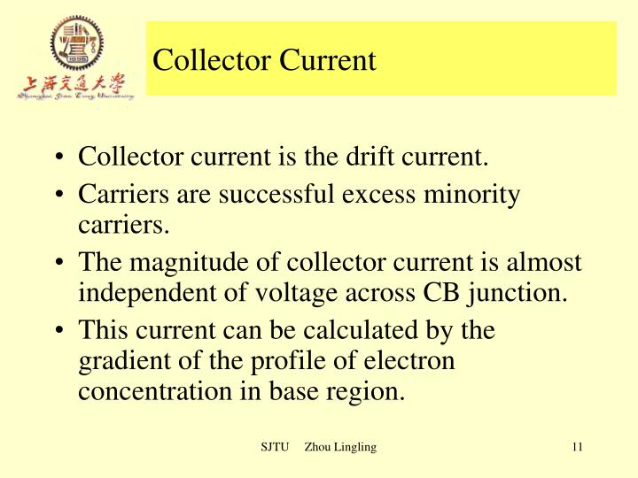 Collector Current