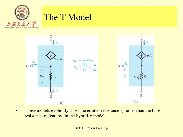 The T Model