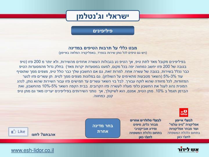 ישראלי וג'נטלמן