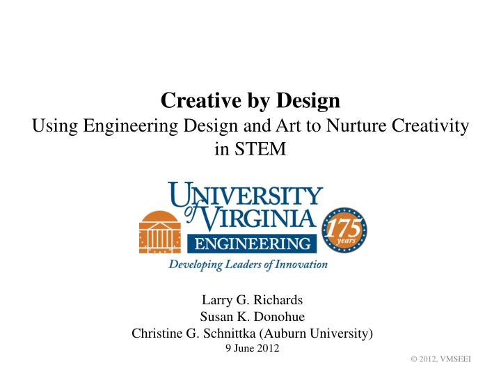 Creative by Design