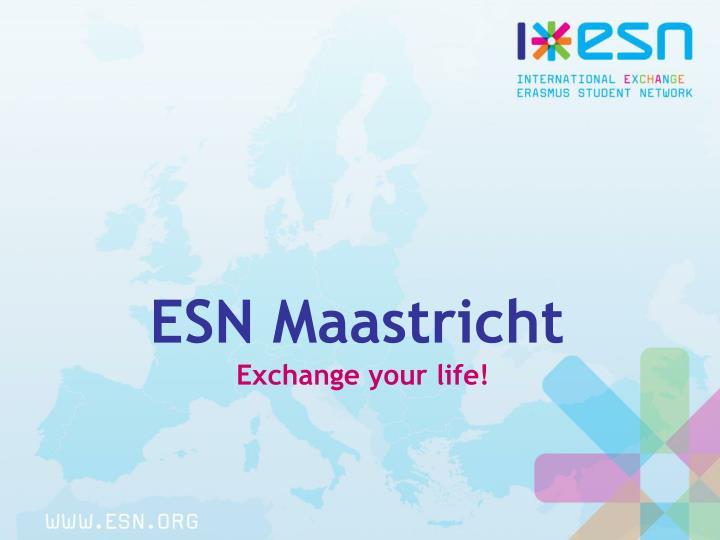 ESN Maastricht