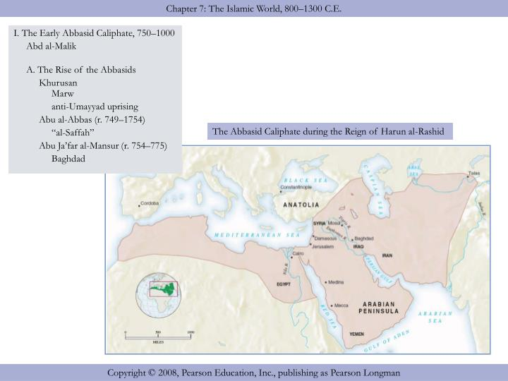 I. The Early Abbasid Caliphate, 750–1000