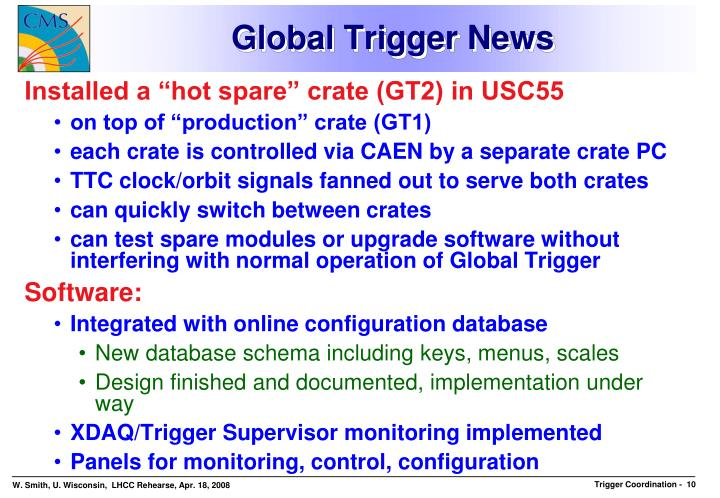 Global Trigger News