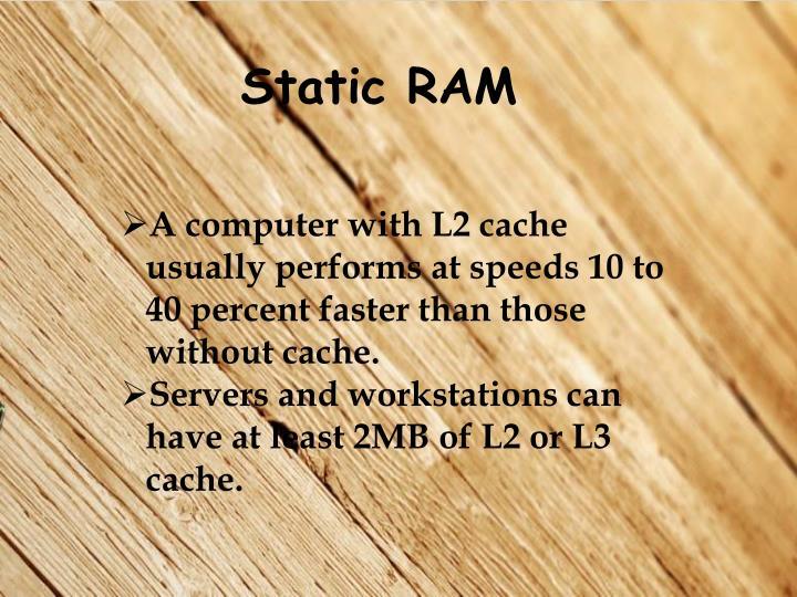 Static RAM