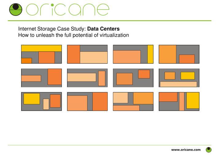 Internet Storage Case Study: