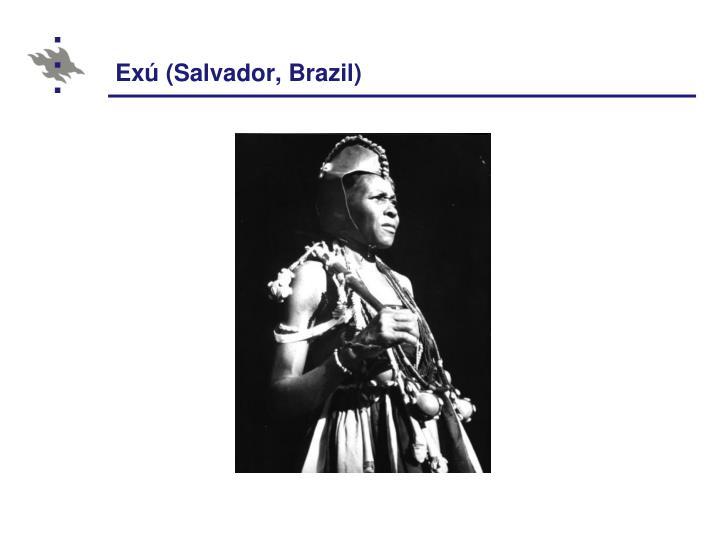 Exú (Salvador, Brazil)
