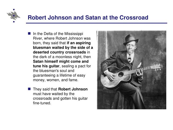 Robert Johnson and