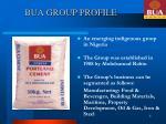 bua group profile2