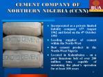 cement company of northern nigeria ccnn