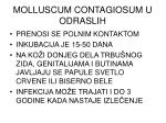 molluscum contagiosum u odraslih