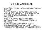 virus variolae
